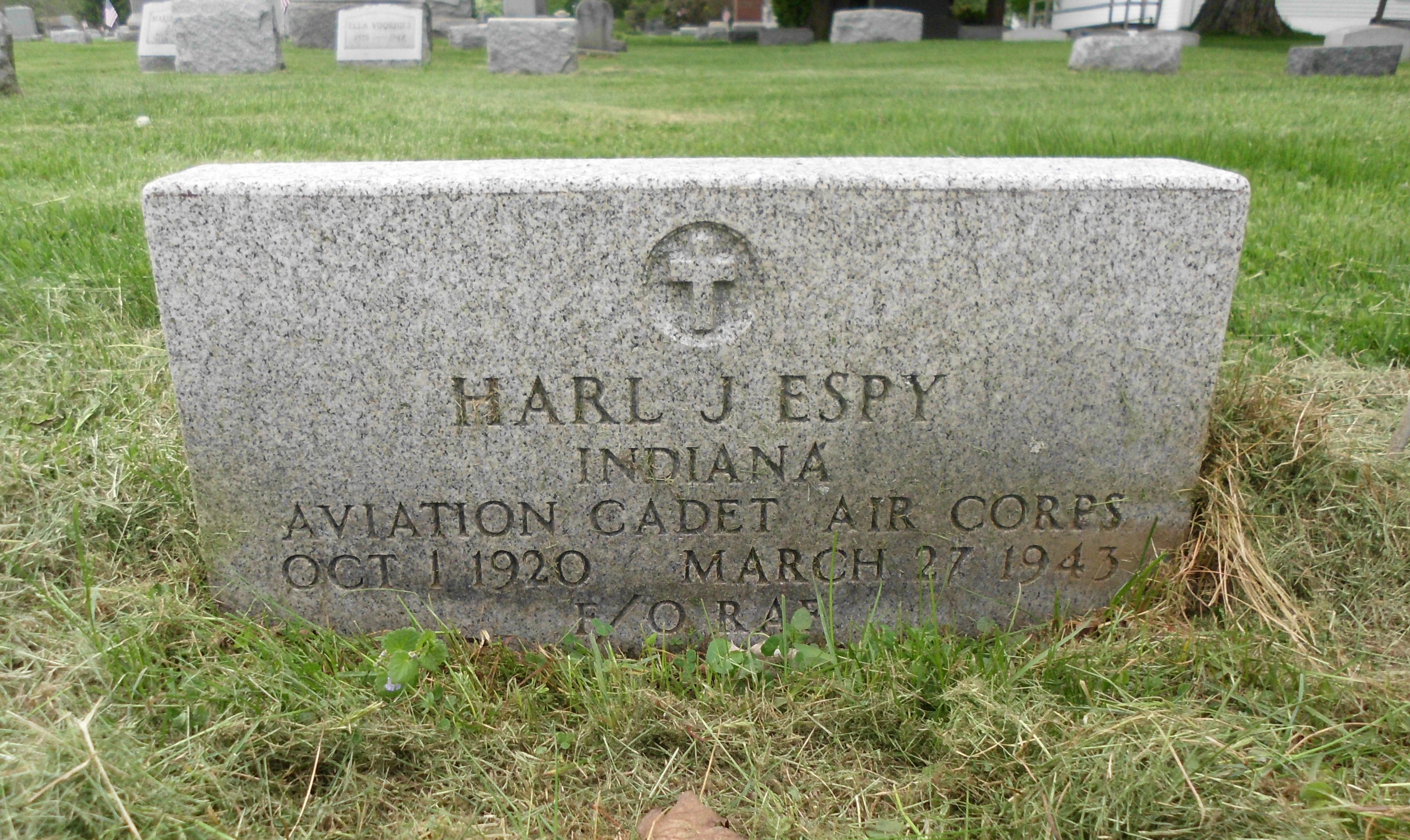 Espy HJ [Findagrave]