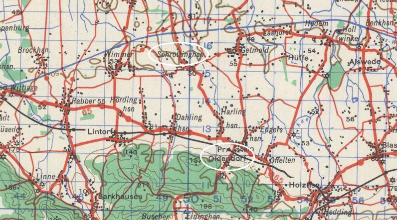 HR907 Map