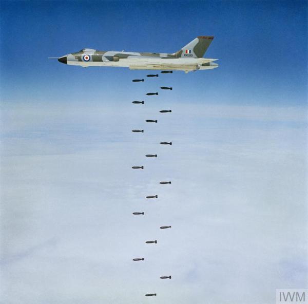 1965 Training Exercise © IWM (RAF-T 5756)