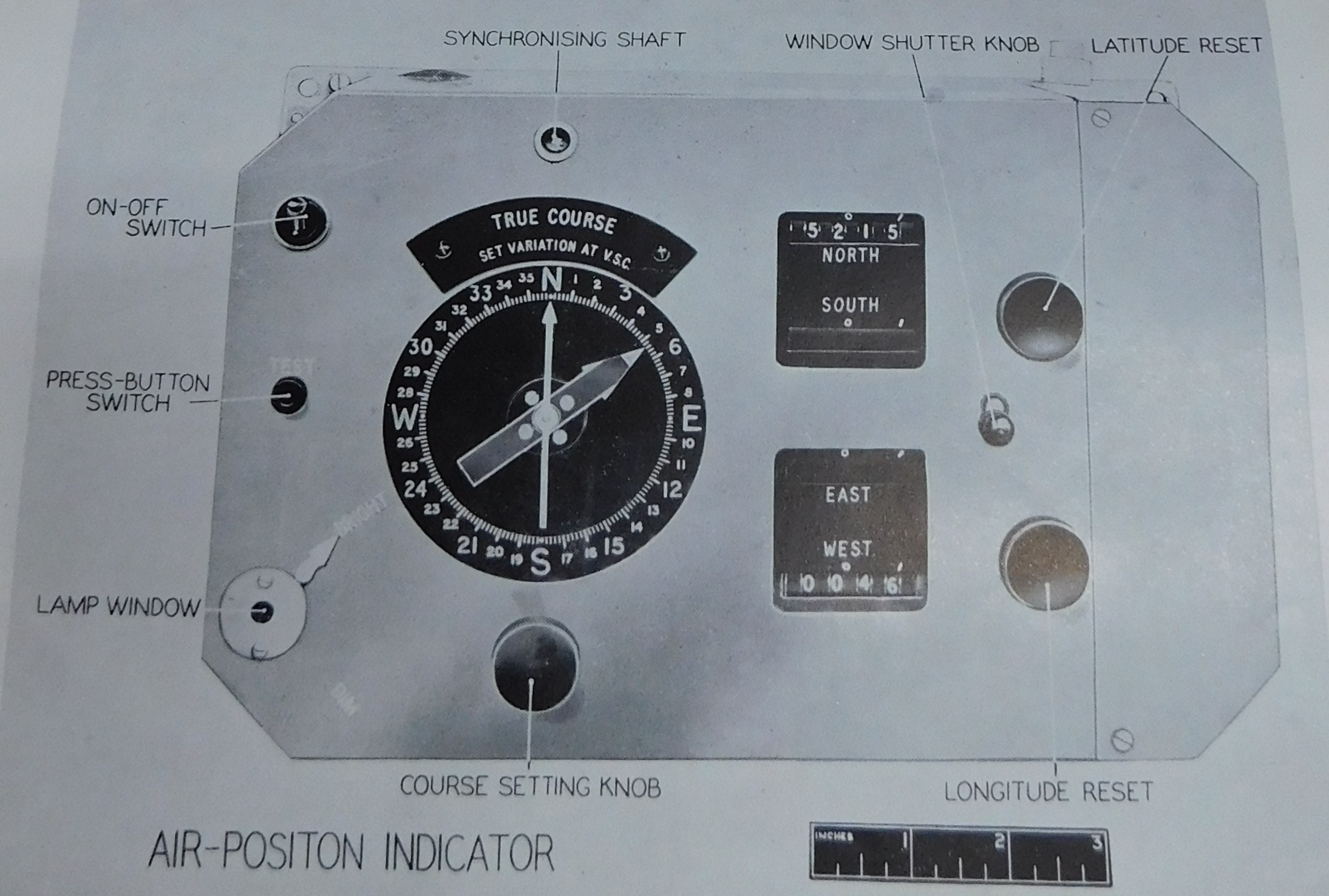 Air Position Indicator