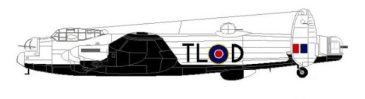Avro Lancaster B1 (FE) Profile © Malcolm Barrass