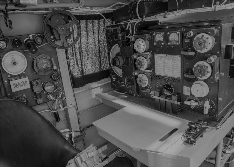Wireless Station (National Air Force Museum of Canada).jpg