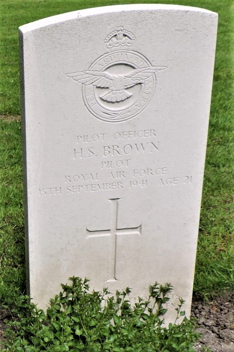 Brown H S (findagrave)