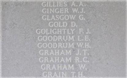 Goodrum L E 74