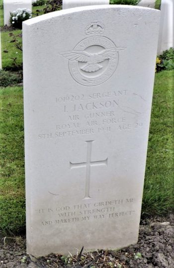 Jackson I (findagrave)