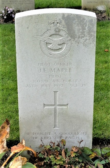 Maple  [Findagrave]