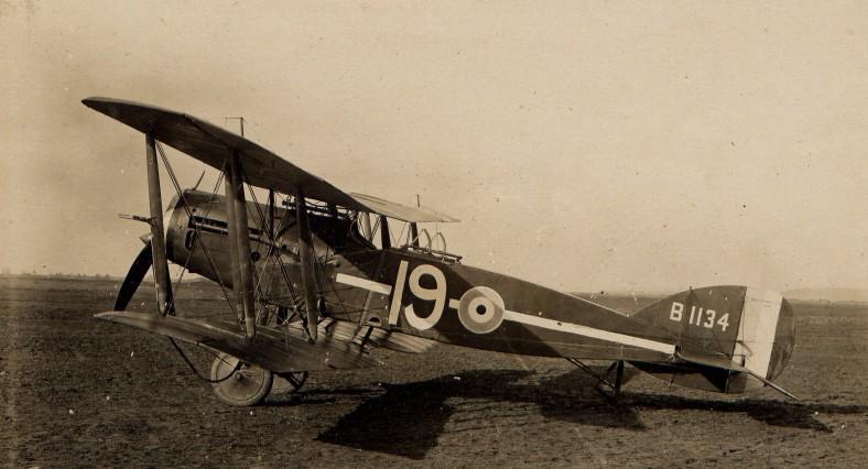 Bristol Fighter [Source White Family]