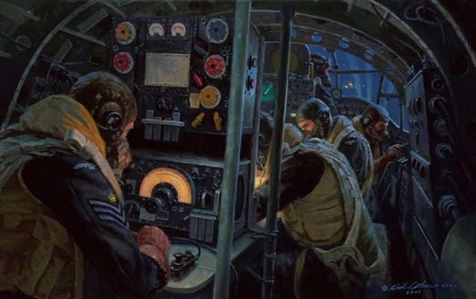Gil Cohen Painting - We Guide to Strike