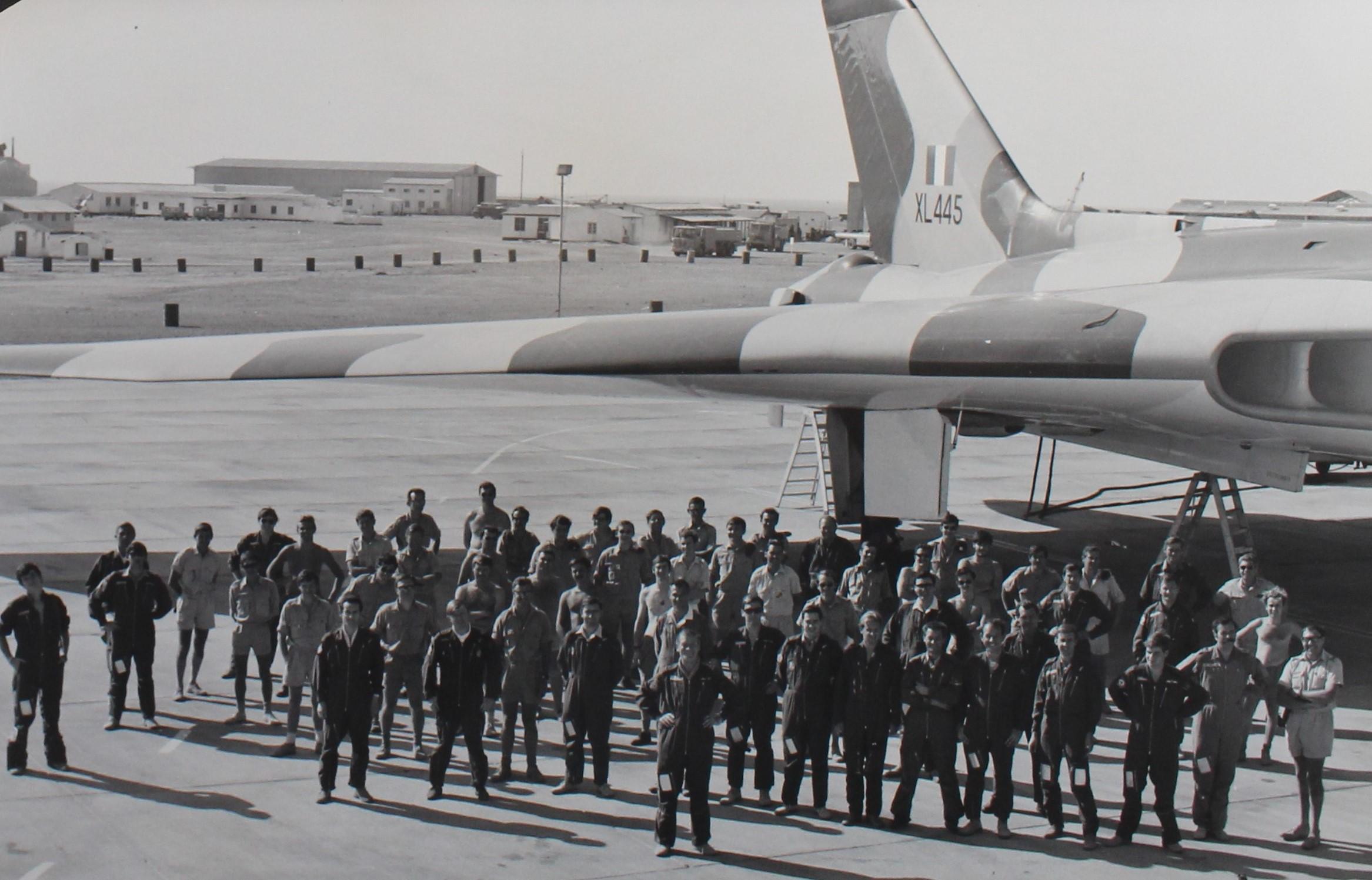 Masirah Detachment 1972 [Courtesy of Marham Aviation Heritage Centre].jpg