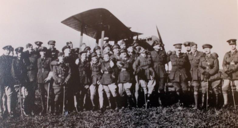 Le Cateau November 1918