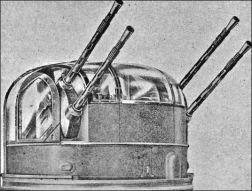 Mid-Upper Turret - Boulton Paul Type A