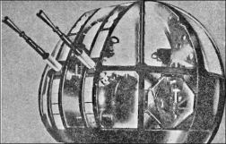 Rear Turret - Boulton Paul Type C MKII